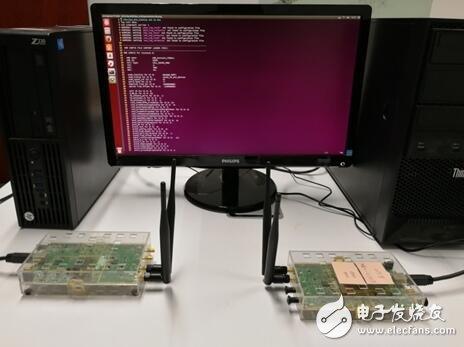 中国电信技术创新中心展示5G NR验证平台,可支持实时业务演示