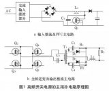 高頻開關電源的電磁兼容(EMC)問題。