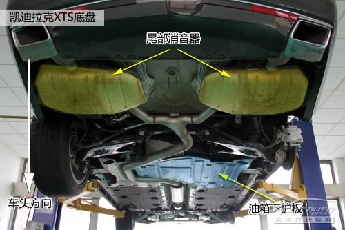【底盘大PK】奥迪A6L/凯迪拉克XTS