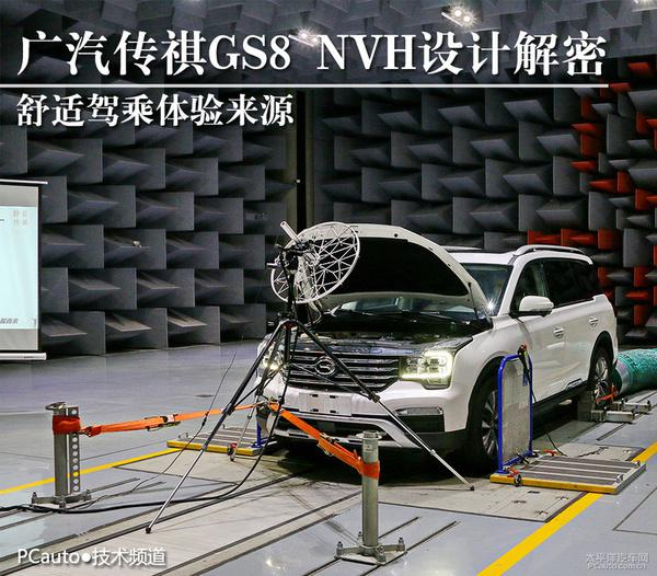 揭秘广汽传祺GS8 NVH设计