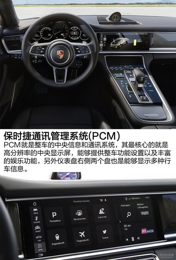 保时捷Panamera Turbo S E-Hybrid插电混合动力技术解析