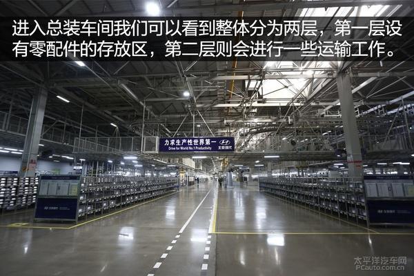 """揭秘北京现代第三工厂那些不为人知的""""秘密"""""""