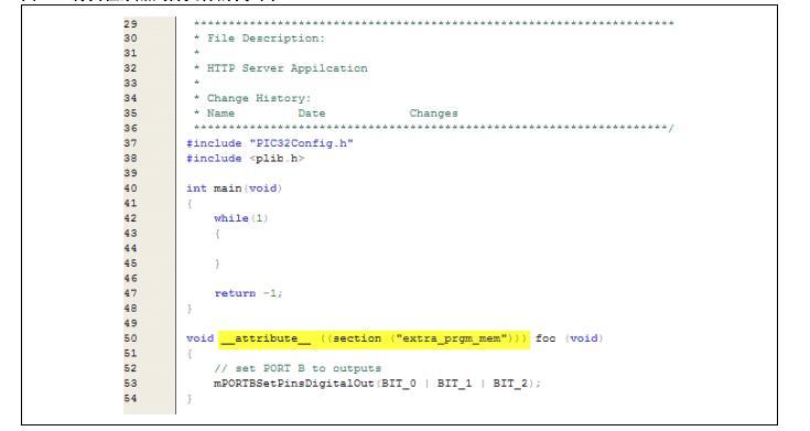 TB3015中文手册之使用PIC32引导闪存扩展程序存储器