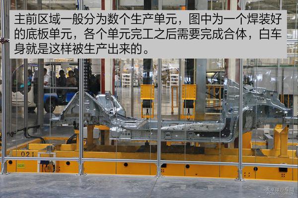 揭秘标致雪铁龙成都工厂
