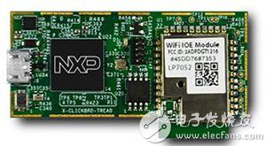 NXP Semiconductors 的 LPC54018 IoT 模块图片