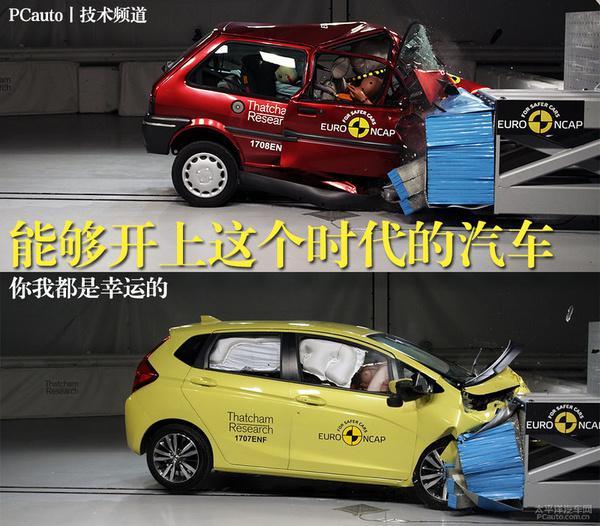 解析汽车被动安全技术的发展史