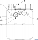 【新专利介绍】一种燃气表计数机构及燃气表