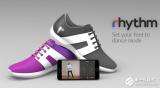 跳舞鞋里的传感器