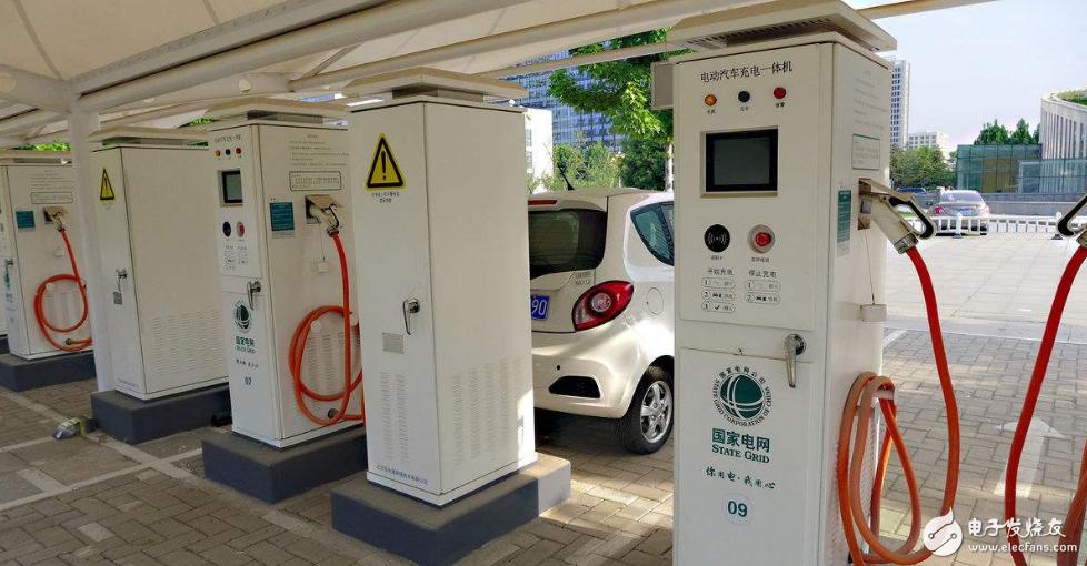 重庆江津区供电公司已完成建设24个充电桩,并投资4座充电站