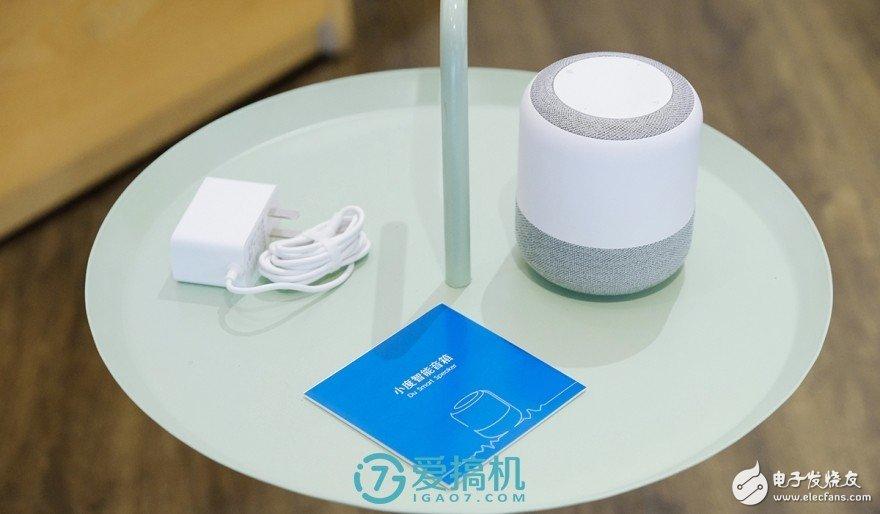 小度智能音箱上手评测:相比于其它智能音箱,它不仅聪明,而且功能更丰富