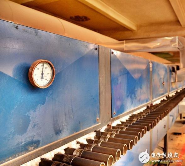 温湿度传感器保证了精美陶瓷的出品