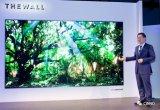 三星提前上市MicroLED电视 打破市场格局