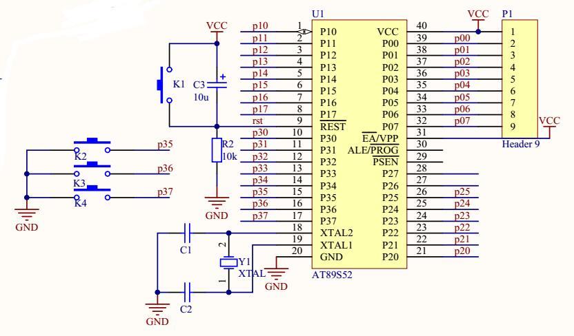 水温水位控制器设计及原理说明