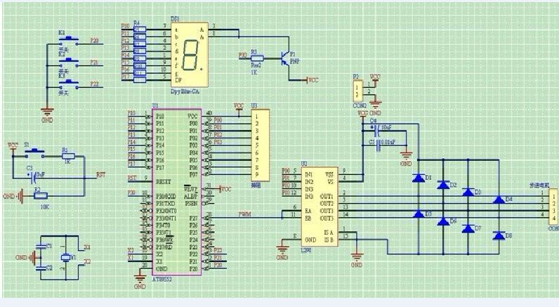基于PWM细分的步进电机调速设计