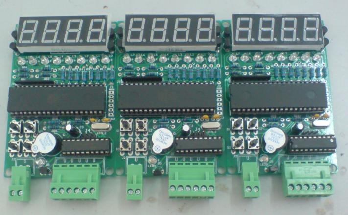 基于51单片机的4*4矩阵键盘字符输入
