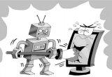 计算机使人们不再费尽心思运用大脑,人工智能超越人...