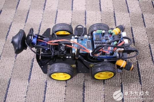 【智能车】视频讲解:智能小车设计方案演示
