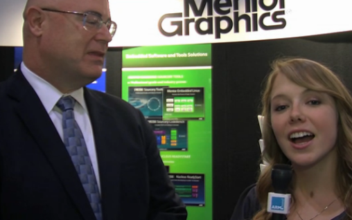Mentor Graphics与ARM的合作成果...