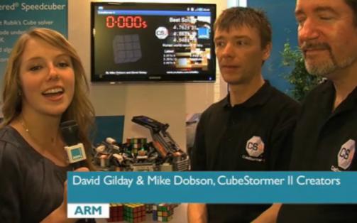 讲述ARM机器人背后的故事