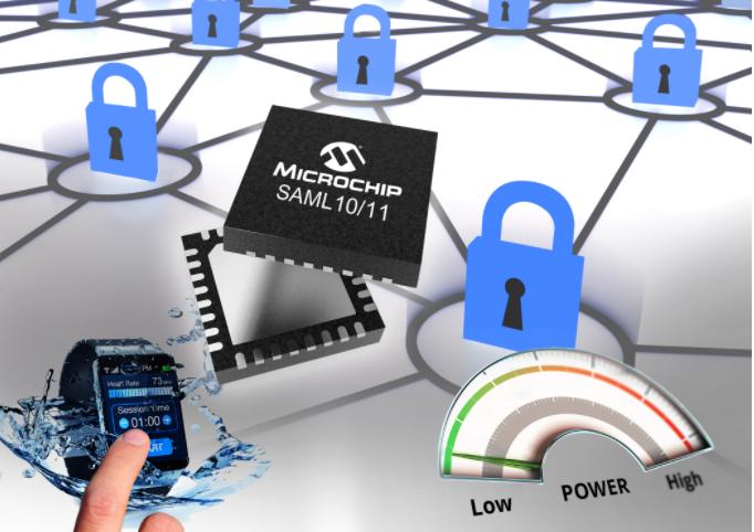 Microchip推首款提供稳健芯片级安全的IoT终端