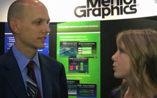 2011 ARM Techcon: Mentor...