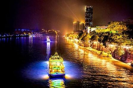 夜游经济 景观显示新蓝海