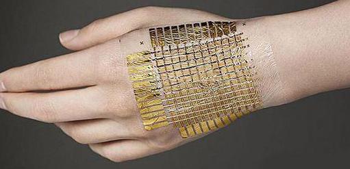 研究人员打造出一种能够感知疼痛和触感的电子皮肤