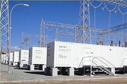电网储能需求增长,磷酸铁锂电池受益