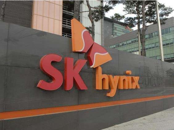 SK海力士:内存芯片的需求旺盛,营业利润增长近两...