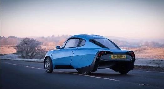 氢动力汽车:1.5公斤氢气可续航300英里,计划...