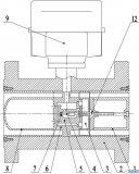 【新专利介绍】一种具有推力自平衡功能的涡轮气体流...