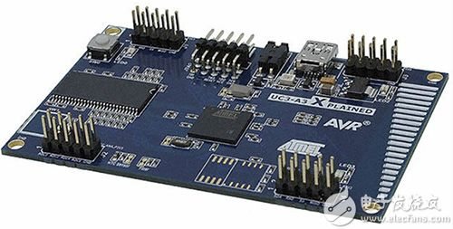 Atmel AT32UC3A3 UC3-A3 XPLD AVR®32 MCU 32 位 AVR 嵌入式评估板的图片