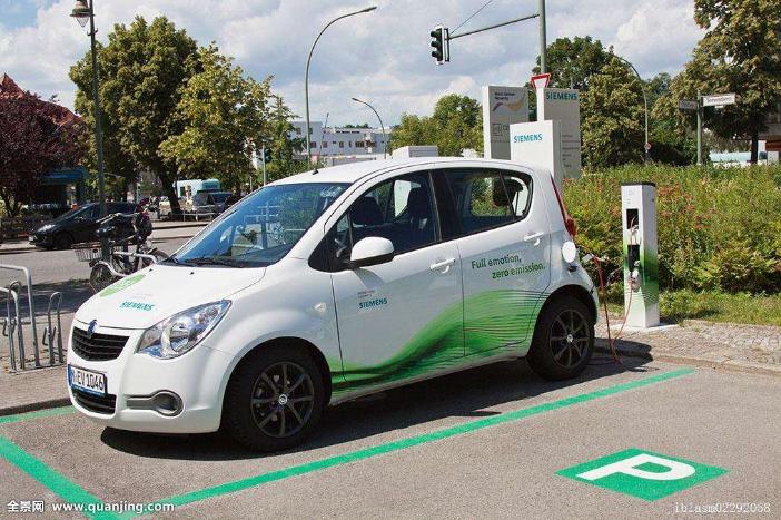 意大利欲在2022年前实现100万辆电动汽车上路...