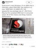 """""""骁龙1000""""的新SoC开发平台已经成型"""