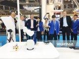 新松作为中国机器人领头企业,始终冲在市场竞争前沿