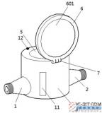 【新專利介紹】一種智能水表的防凍裝置