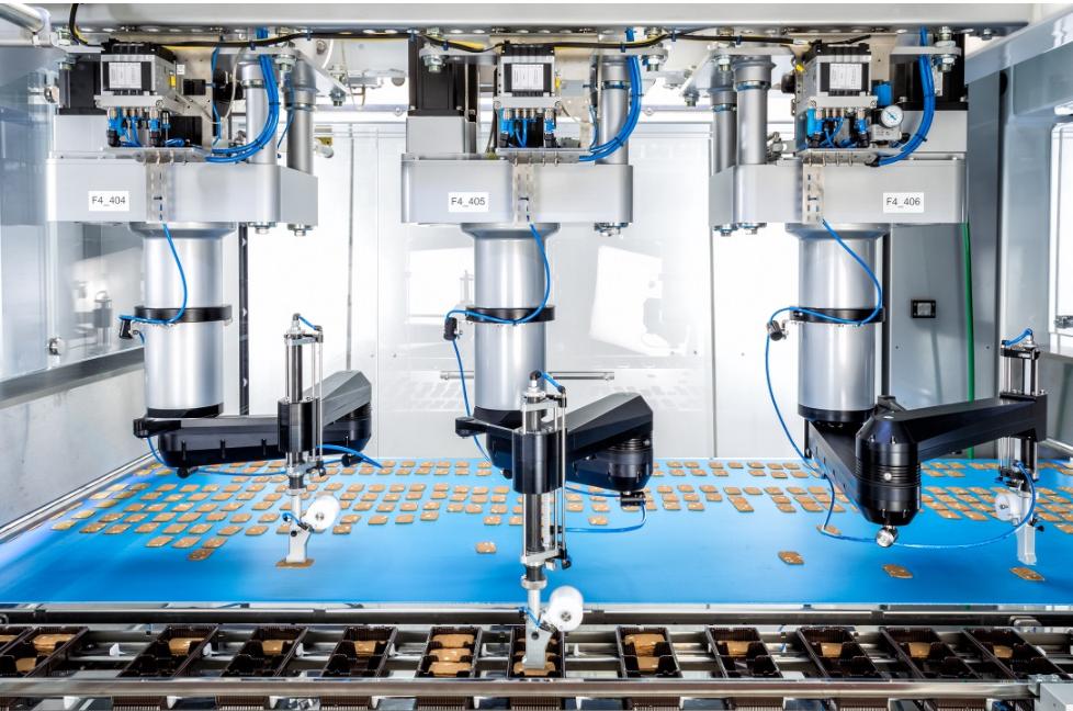 机器人技术包装专家舒伯特公司进驻中国市场