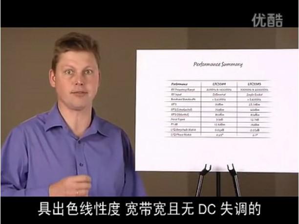 零中频接收器对超宽带射频信号性能的优化