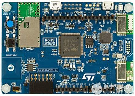 STMicroelectronics STM32 IoT Discovery 节点的图片