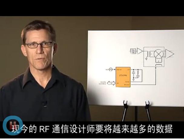LTC6945 和 LTC6946:锁相环 (PLL) 频率合成器