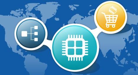 为加快半导体产业的导入成立物联网展示中心