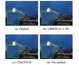 基于GANs训练去噪深度神经网络实现了良好的图像...