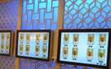 智能点餐广告机可以根据自己的口味选着自己喜欢的厨师来下单点菜