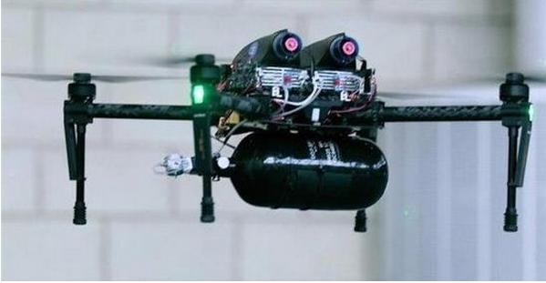 氢燃料电池:助力无人机续航,能让无人机不停地飞两个小时