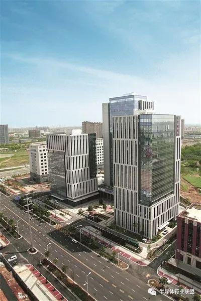 """江北新区致力于打造集成电路千亿级产业集群、建设中国""""芯片之城"""