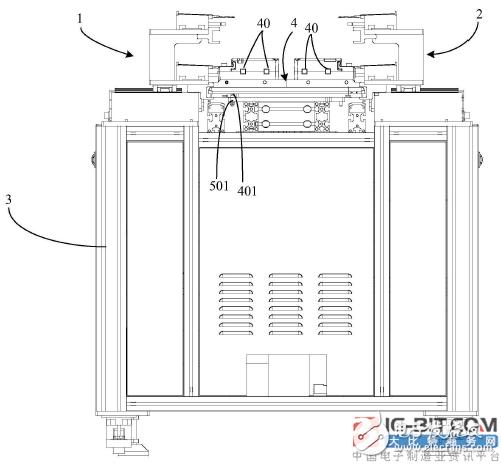 【新专利介绍】一种双层兼容电能表和集中器的检定检测设备
