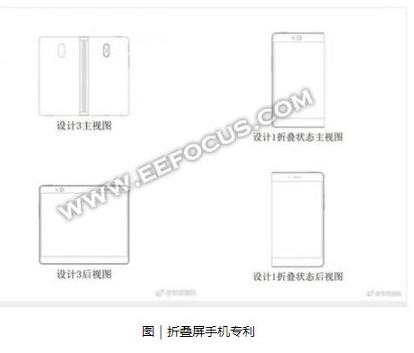 OPPO可折叠智能手机设计专利曝光:平板电脑一样...