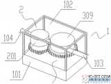 【新專利介紹】一種具有過濾功能的智能水表