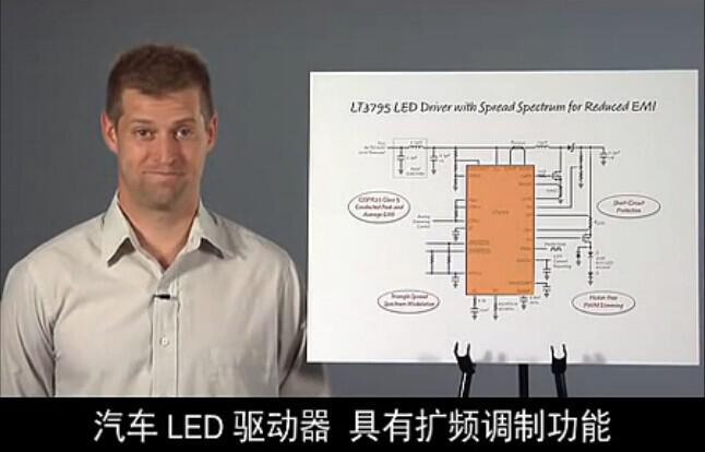 LT3795 在 LED 驱动器领域的应用