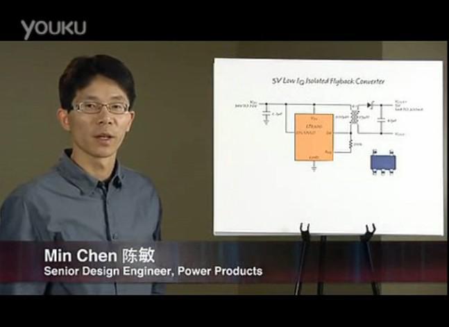 如何用 LT8300 搭建一简单高效隔离型电源